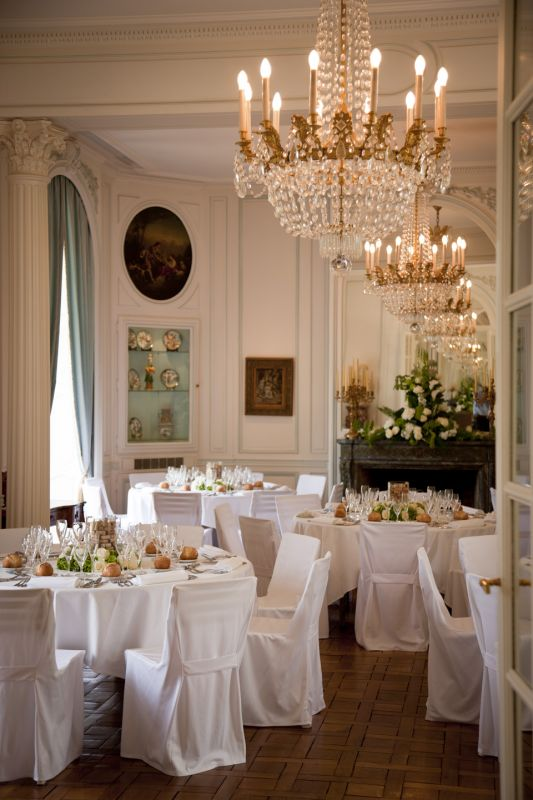 Traiteur et menus gastronomiques pour mariages eure 27 for Four traiteur professionnel
